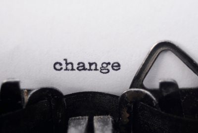 Anatomy of Change: What we want and what we get.