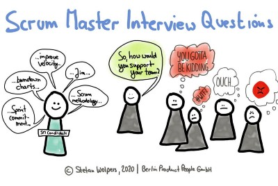 New Scrum Master Interview Questions on Scrum Anti-Patterns