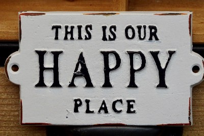 How Do You Get Back to Your Happy Place When You Feel Overwhelmed?