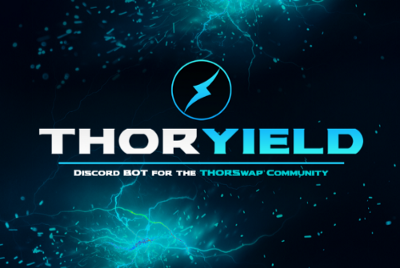THORYield—The first DeFi bot in discord to track your LP yields