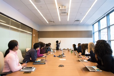 It's Time to Let Us In: Women on Boards