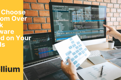 Why Choose Custom Over Stock Software Based on Your Needs