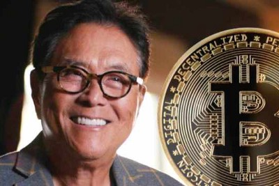 Rich Dad Poor Dad's Robert Kiyosaki Says Bitcoin Is the Investment With 'the Greatest Upside'