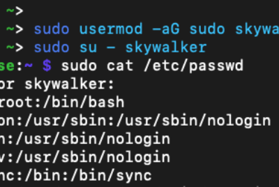 Adding (and removing) users in Linux   Linux how-to's