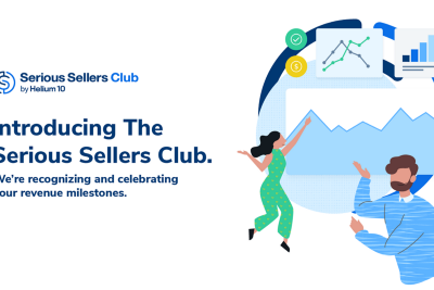 Are You Eligible for the Serious Sellers Club? | New Helium 10 Community