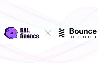 RAI Finance and Bounce Finance have reached a partnership to provide users with IDO functions.