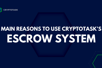 Main Reasons To Use CryptoTask's Escrow System
