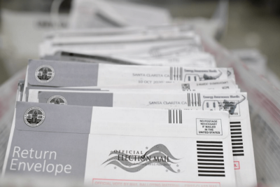 California's new vote-by-mail system is a giant win for marginalized teams