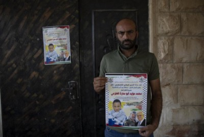 Palestinian dad expects no justice