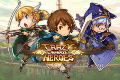 The Crazy Kings Experiment: blending F2P gaming and tokens in Crazy Defense Heroes and Crazy Kings