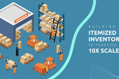 Itemised Inventory: Base for 10x Scale