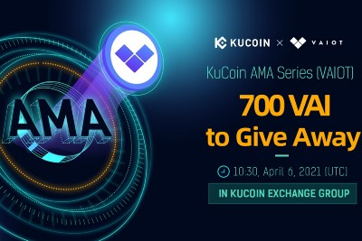 VAIOT and KuCoin AMA—Digitizing Business Processes by Combining Artificial Intelligence and…