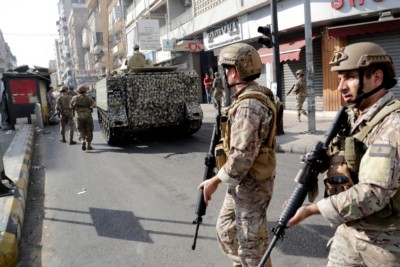 Lebanon detained 19 people over recent deadly clashes