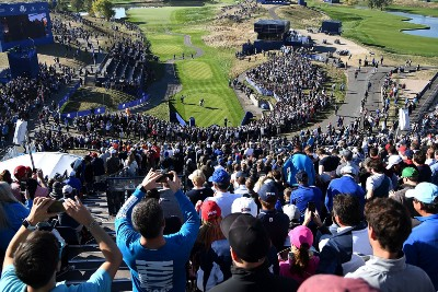 Ryder Cup Preview #3: The Greatest Sporting Spectacle in the World.