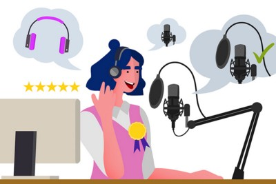 Let your Students Be a Podcaster