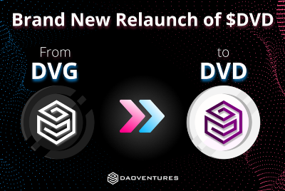 Brand New Relaunch of $DVD—Upgrade Guide