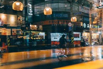 How Being Left in the Dark by a Taxi Led Me to a New Light in Seoul