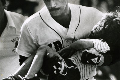 The Day Hall of Famer Jim Rice Saved a Little Boy's Life