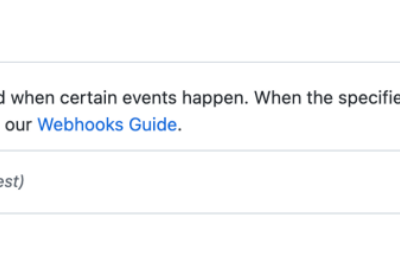 How to trigger a Jenkins job automatically from a GitHub PR