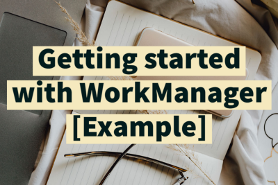 Getting started with WorkManager [Example]
