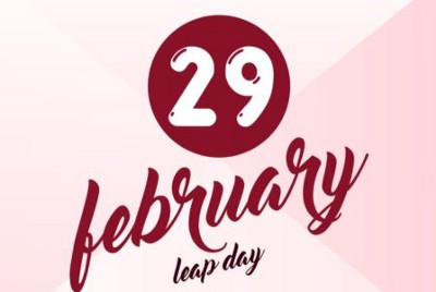 On This Leap Day Can Our Advanced Technological Society Not Get The Calendar Straightened Out?