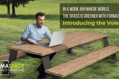 How to Create New Outdoor Office Spaces and Outdoor Classrooms