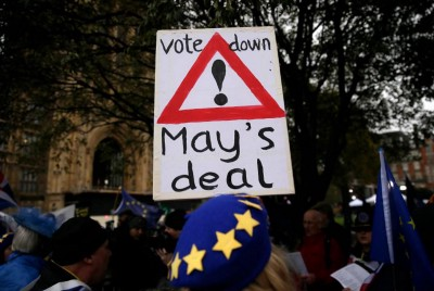 This Week 13 March 2019: Brexit— Policy Risks And The GBP