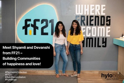 Meet Shyamli and Devanshi from FF21—Building Communities of happiness and love!
