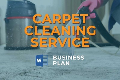 Carpet Cleaning Business Plan
