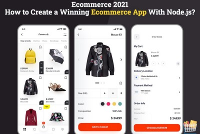 Make Your Ecommerce App 10x Faster By Creating It With Node.js