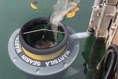 The Seabin Project: the Debris-Sucking Saviour of the Oceans