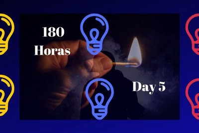180 Horas: Day 5