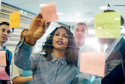 """Critical Leadership Mindset in the """"Back to the Office"""" Transition"""