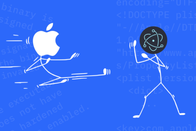 The pain of publishing Electron apps on macOS
