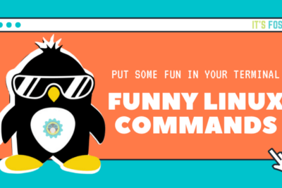Funny Commands in Linux