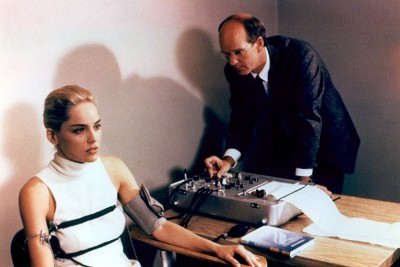 Scary Chicks and Ice Picks in 'Basic Instinct'