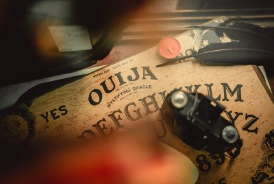 Does the Ouija Board Know Our Family Secrets?