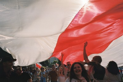 Front Lines of Belarusian Protests