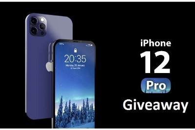 Join Our iPhone12 Pro Free Giveaway Contest For 2021 -Get Free iPhone12 Pro