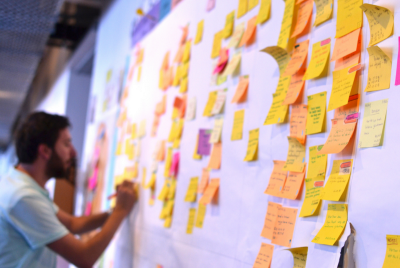 What does the Agile approach look like in an outsourcing company