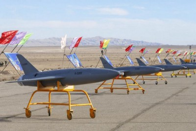 Iran smuggling high-tech drones to militant allies