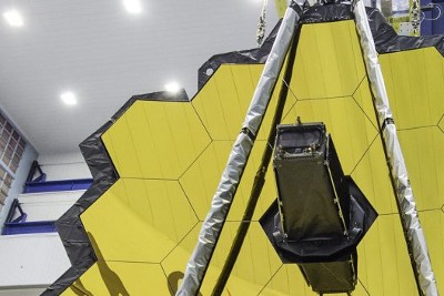 NASA Has Completed Work on the James Webb Space Telescope