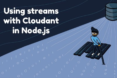 Streaming data from Cloudant