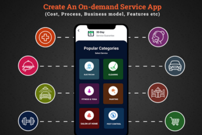 How Much Does It Cost to Develop an On-demand Service Application?