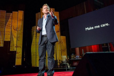 Pixar's Andrew Stanton Clues To A Great Story
