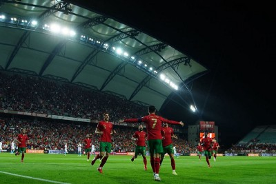 FIFA World Cup Qualifiers: Cristiano Ronaldo on fire, Denmark qualify and Hungary halt England at…