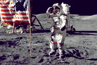 Bet You Didn't Know 12 People Walked On The Moon