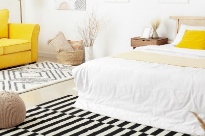 21 Rules For Bedroom, Entryway Rugs For Inviting Prosperity
