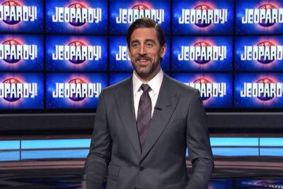 Aaron Rodgers Could Actually Be the Next Host of Jeopardy!
