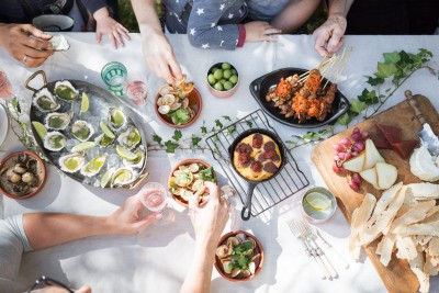 How To Turn Every Meal Into A Celebration With Rituals
